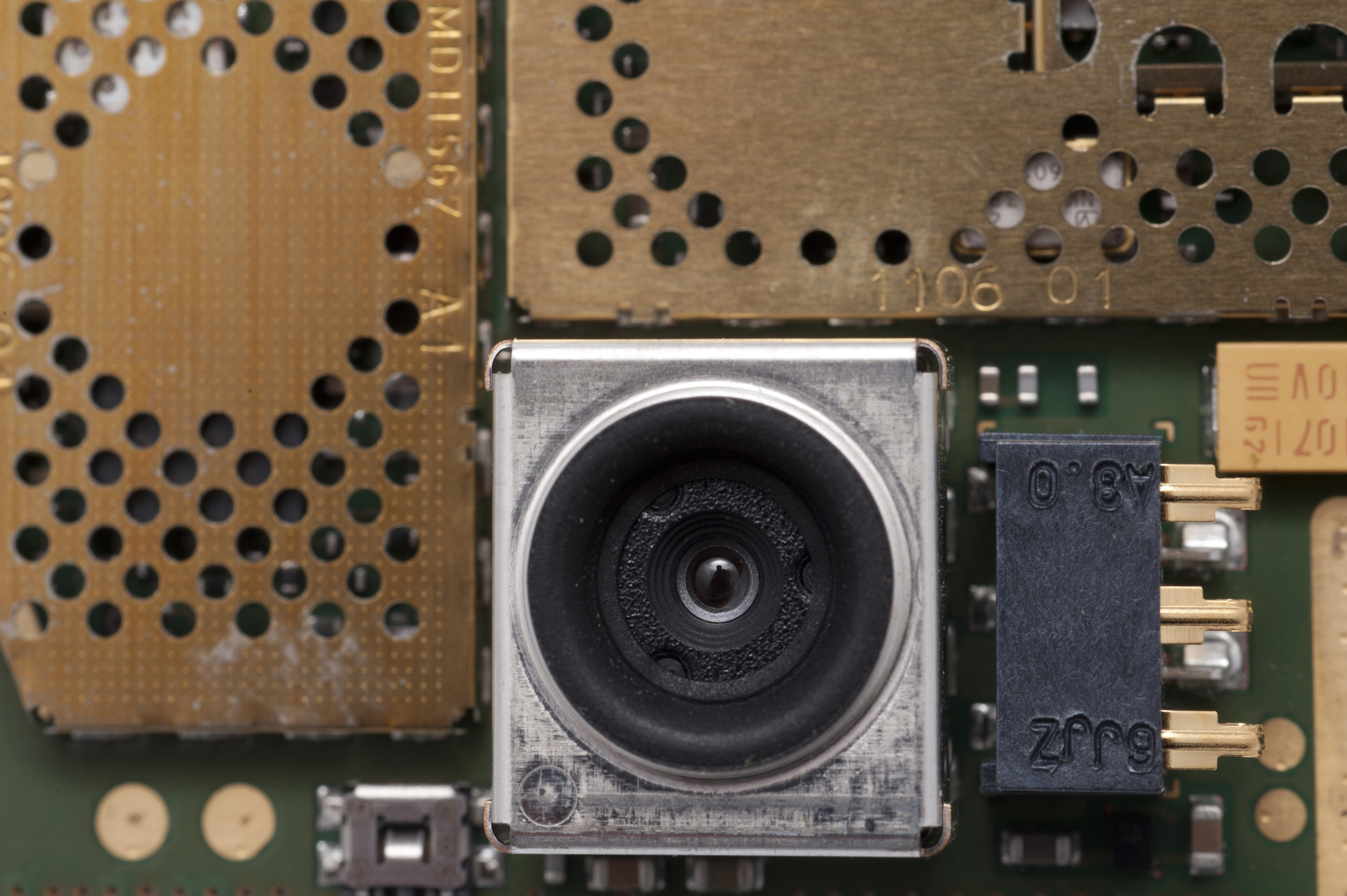 Free Stock Image Of Miniature Camera Inside A Cell Phone Tiny From Mobile These Cameras Use Piezo Materials To Focus